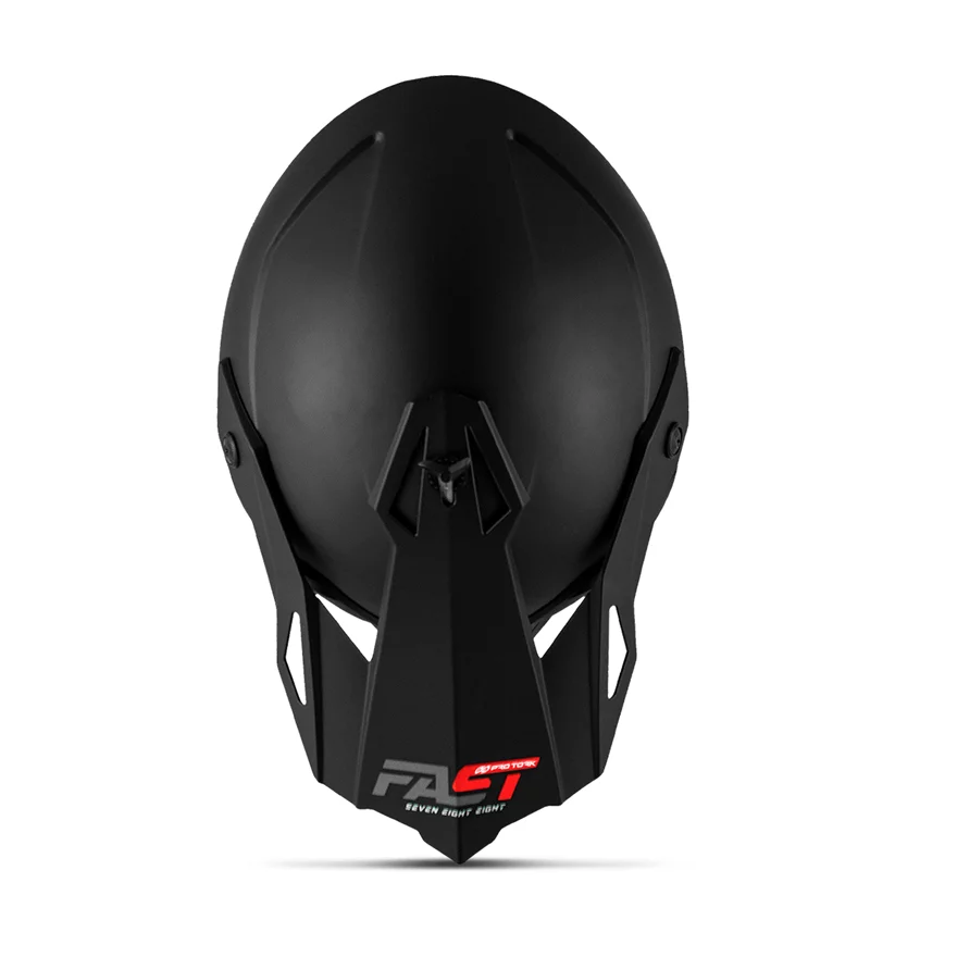 Capacete Cross Pro Tork Fast 788 Solid