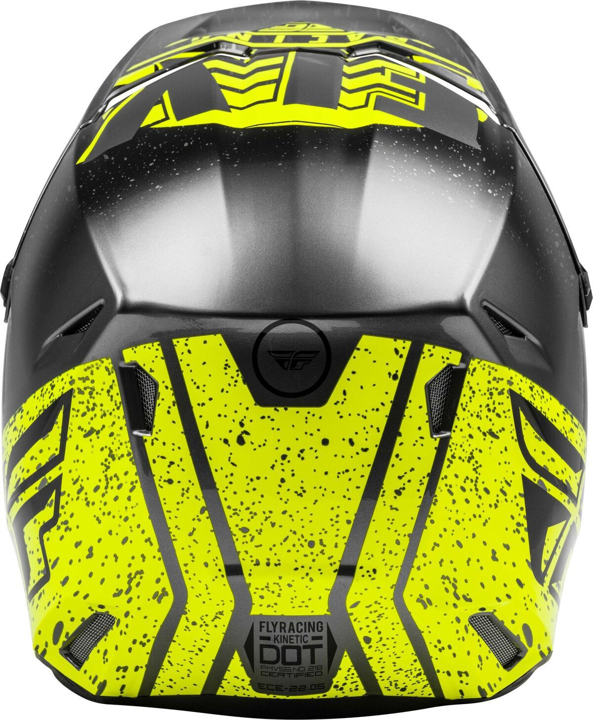 Capacete FLY Kinetic K120 - Fluor