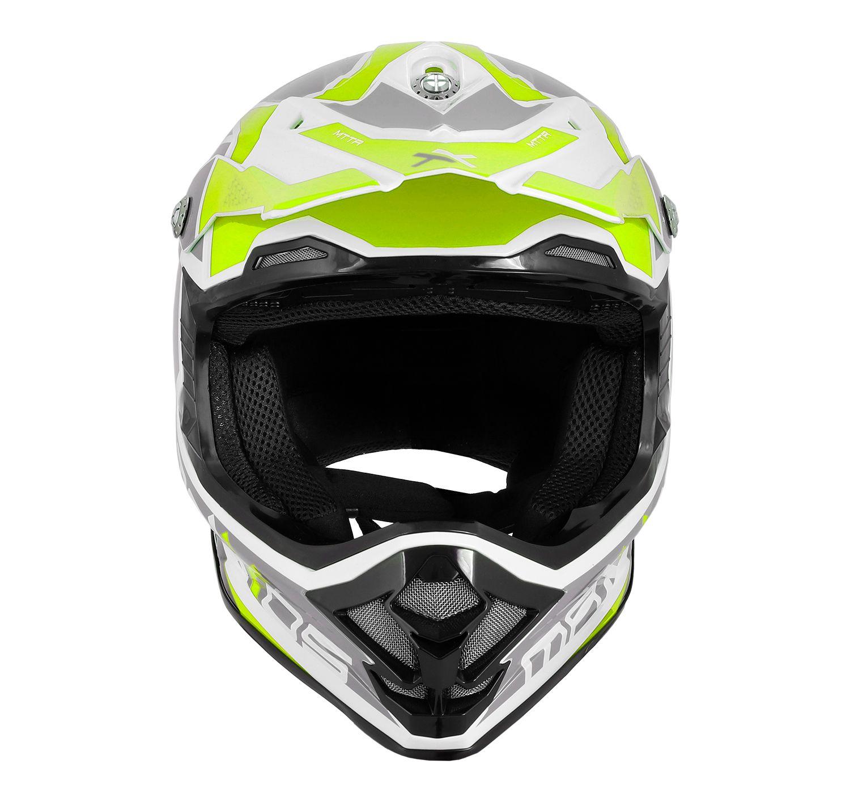 Capacete Mattos Racing MX Pro - Fluor