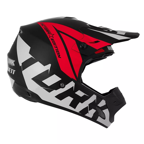 Capacete Trilha Pro Tork Th1 Factory Edition Neon