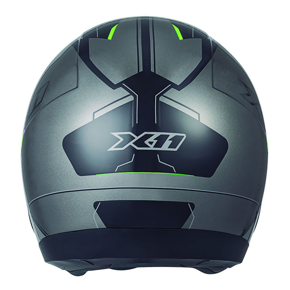 Capacete X11 Freedom Metric + Gratis Luva X11 Nitro 3