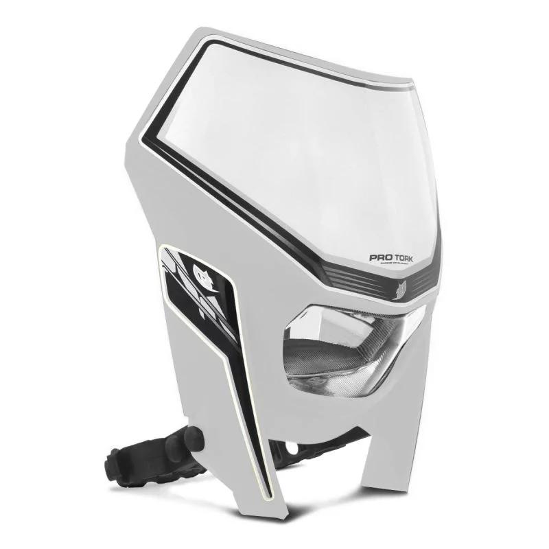 Carenagem com Farol Moto Universal Pro Tork