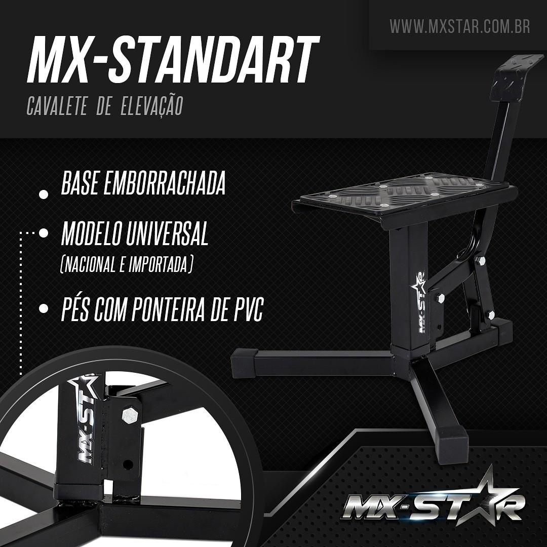 Cavalete MX Standart