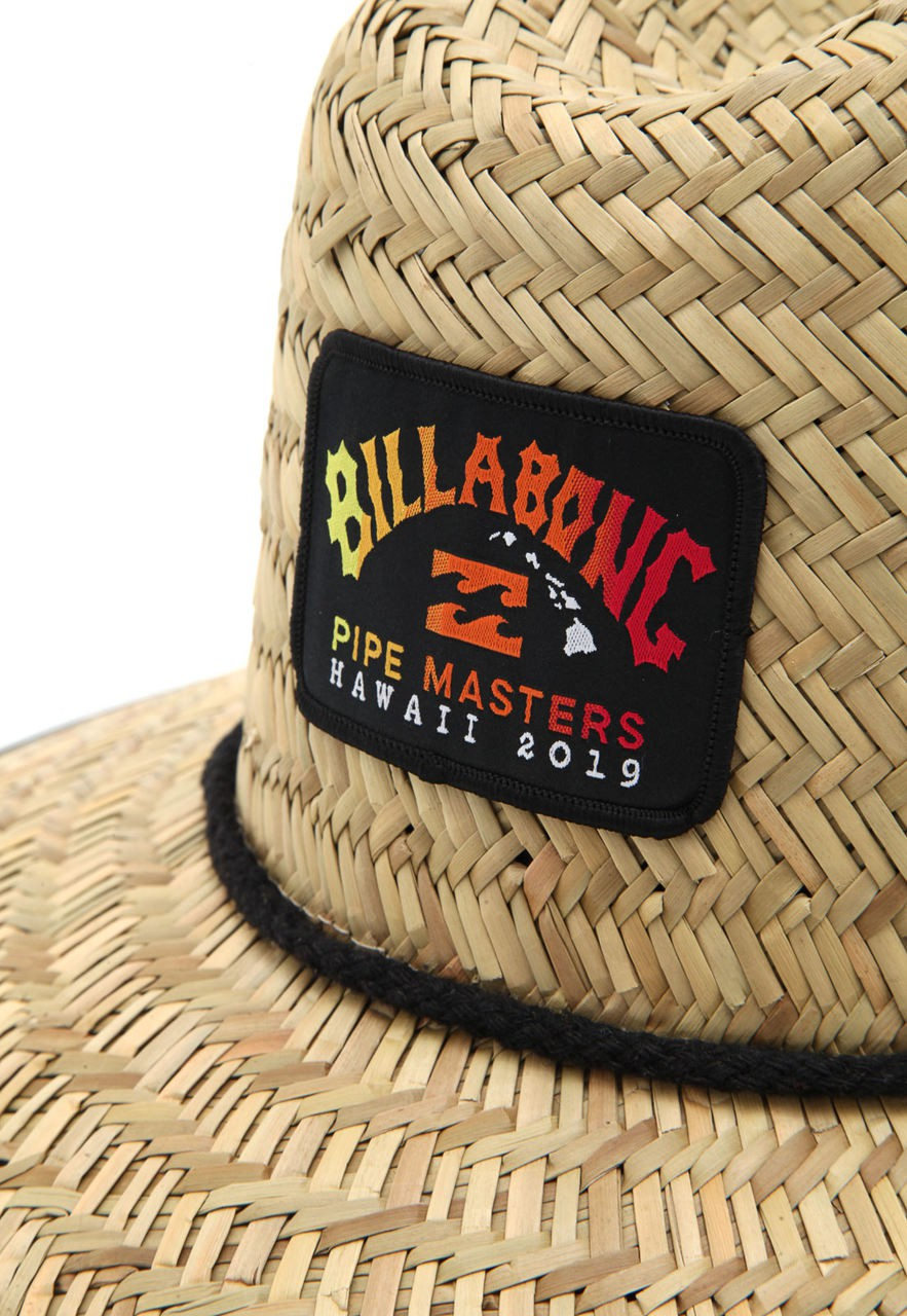 Chapéu de Palha Billabong Tides Pipe