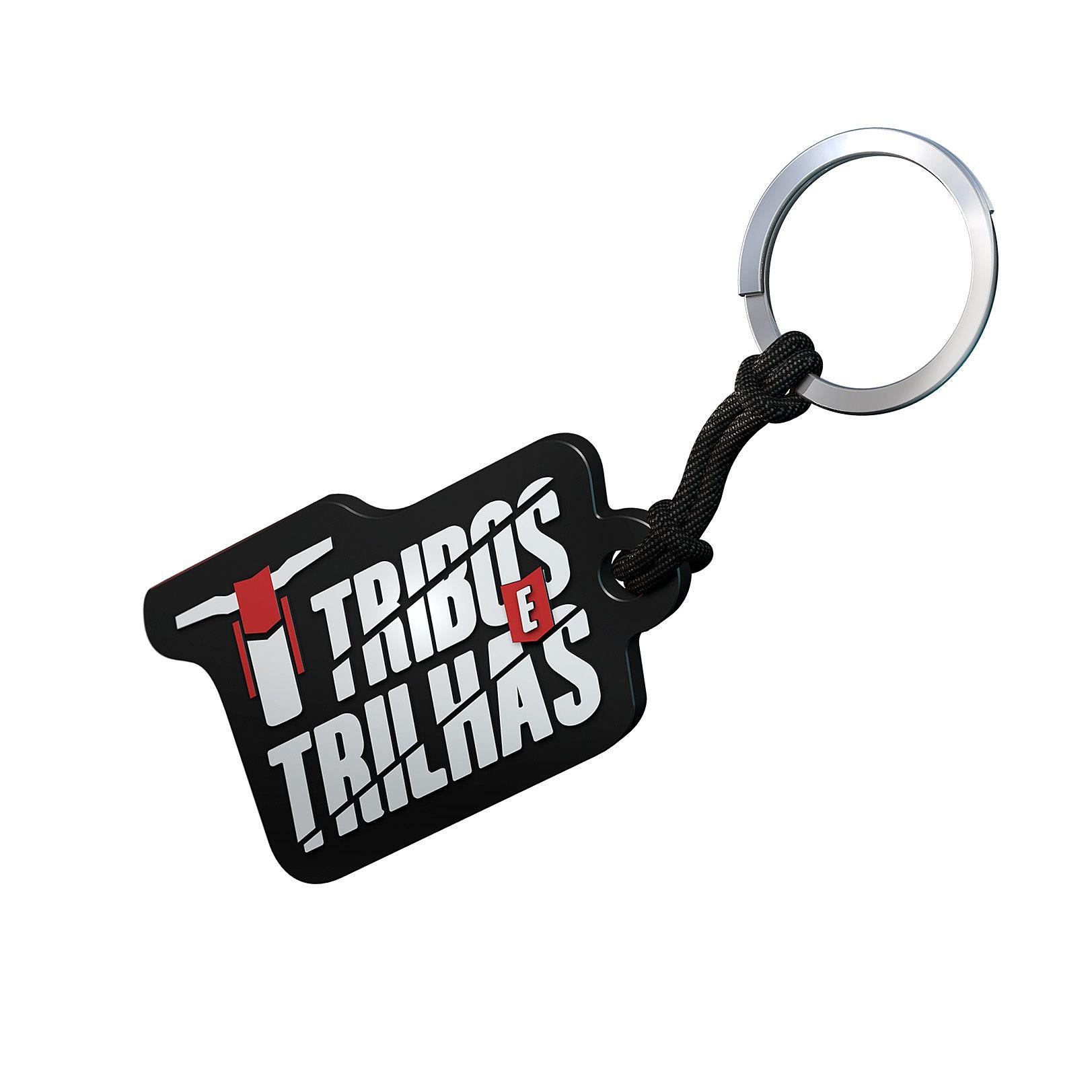 Chaveiro Tribos e Trilhas