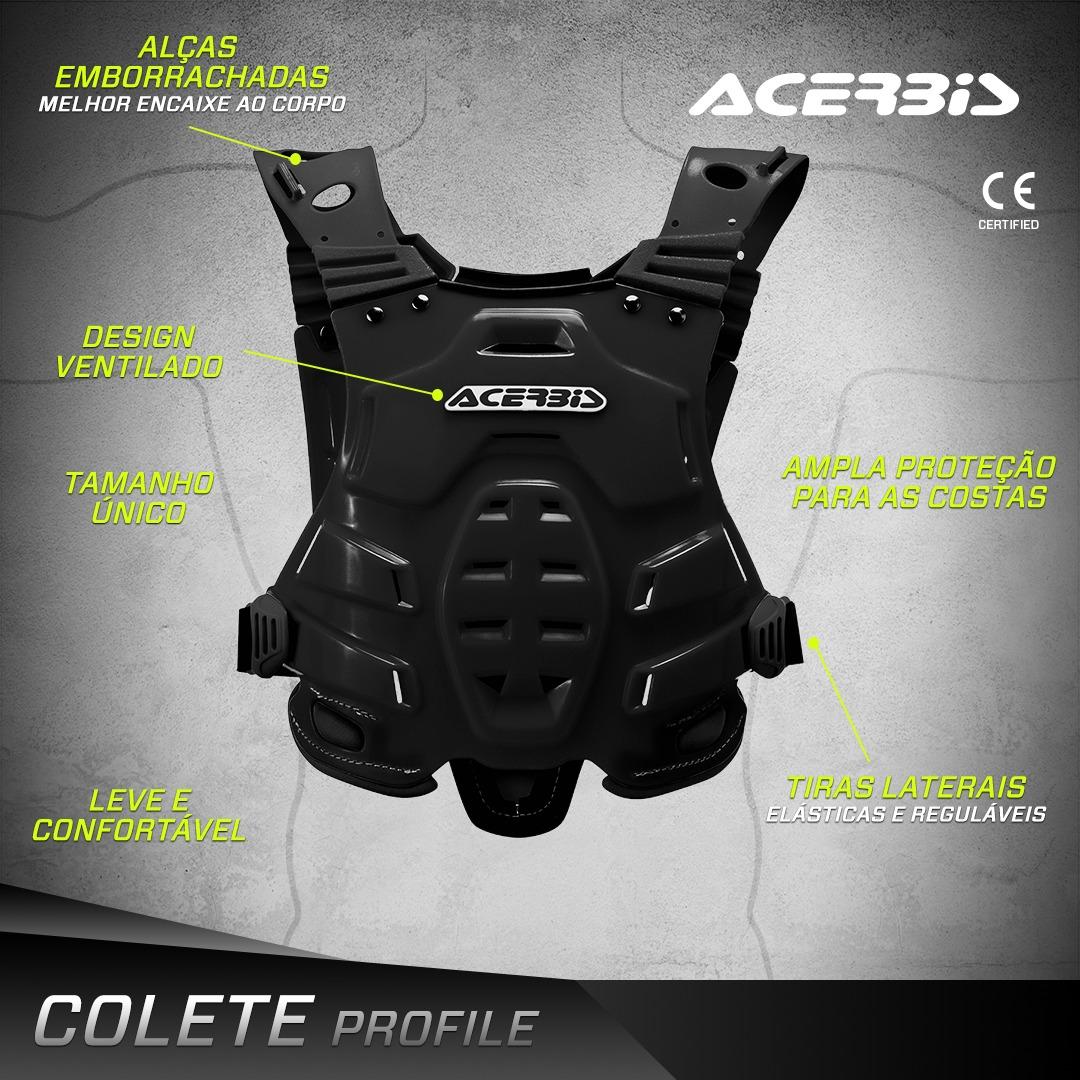 Colete Acerbis Profile