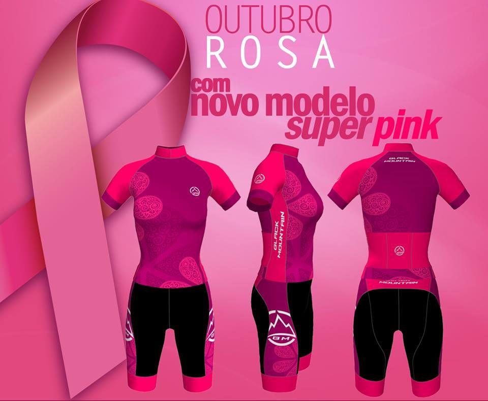 Conjunto Bermuda + Camisa Black Mountain Super Pink