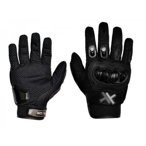Kit Equipamento Trilha Motocross All Black