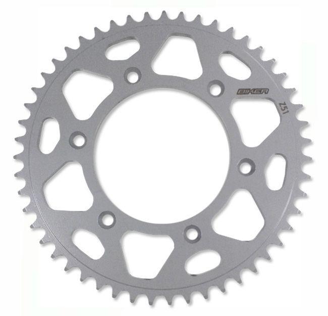 Coroa de Aço Biker CRF 230 / CRFX-R / XR400