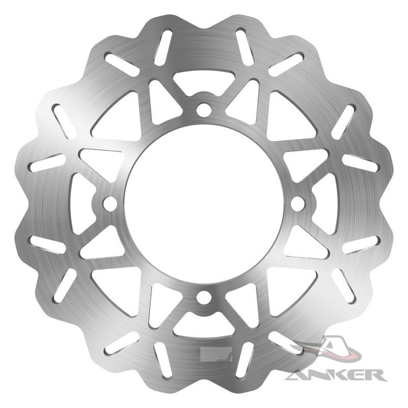 Disco de Freio Traseiro Anker Hard Brake CRF250F / Bross 160 / Falcon / XRE 300