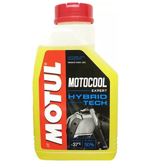 Fluido de Radiador Motul Motocool Expert 1 Litro
