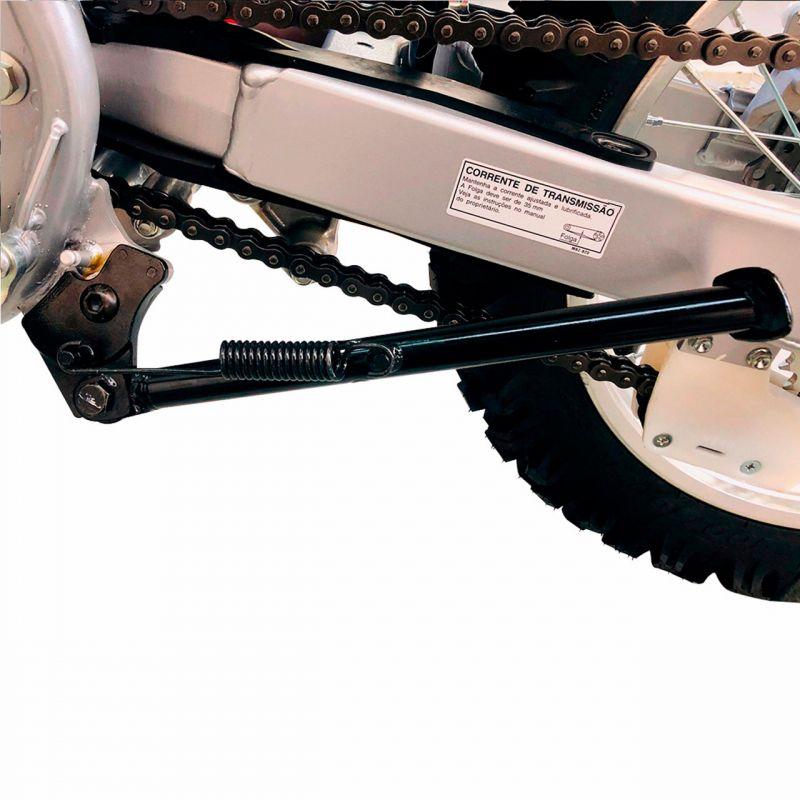 Kit Alongador de Suspensão Diant e Tras + Extensor de Cavalete CRF250F / Tornado