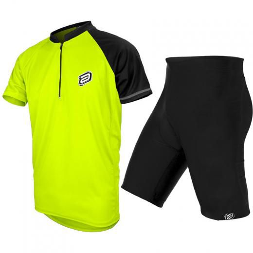 Kit Bermuda + Camisa Bike ASW Lazer 19