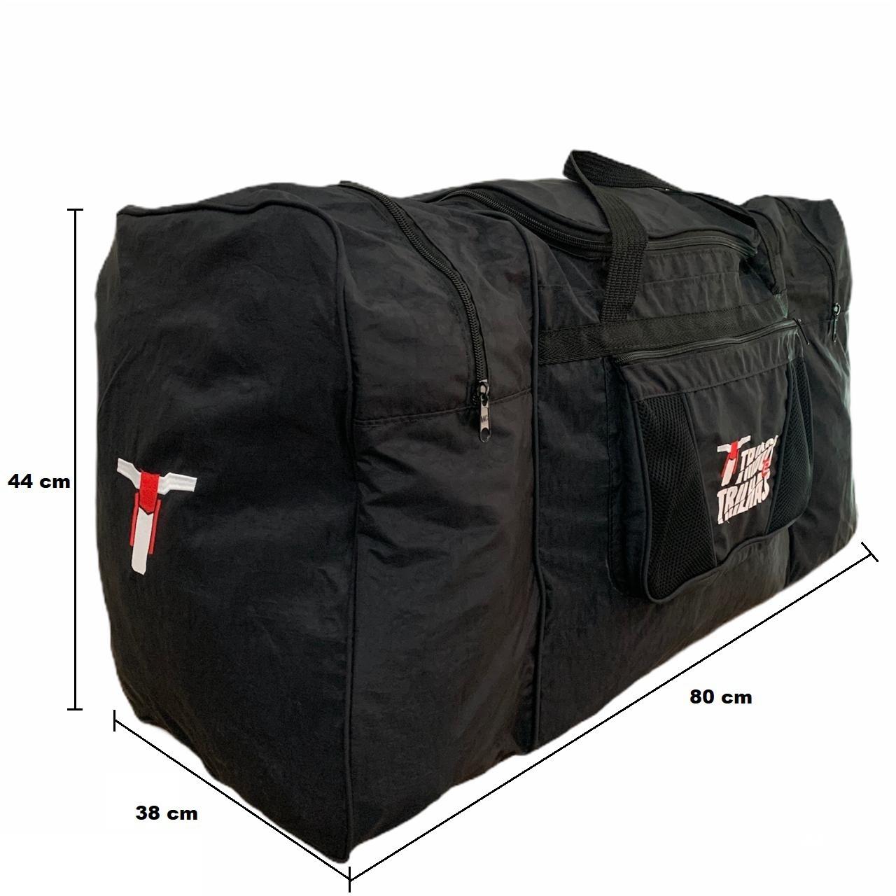 Kit Bolsa de Equipamento + Hidratação Tribos e Trilhas