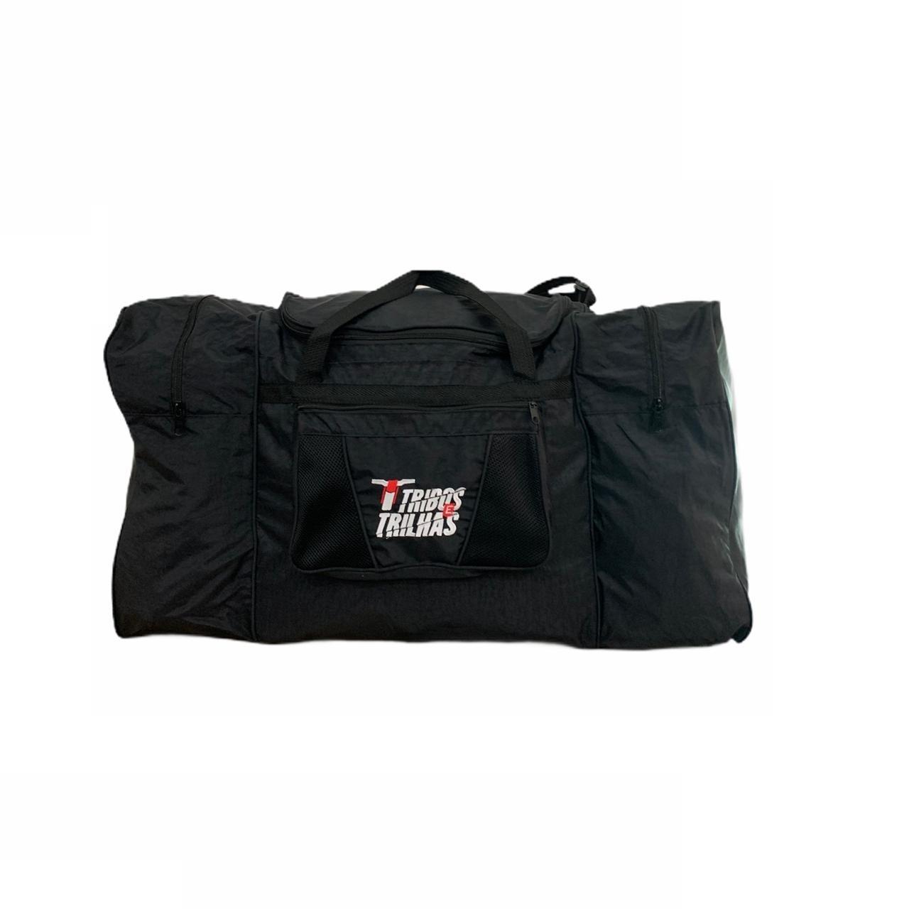 Kit Bolsa de Equipamento + Pochete Tribos e Trilhas Ride