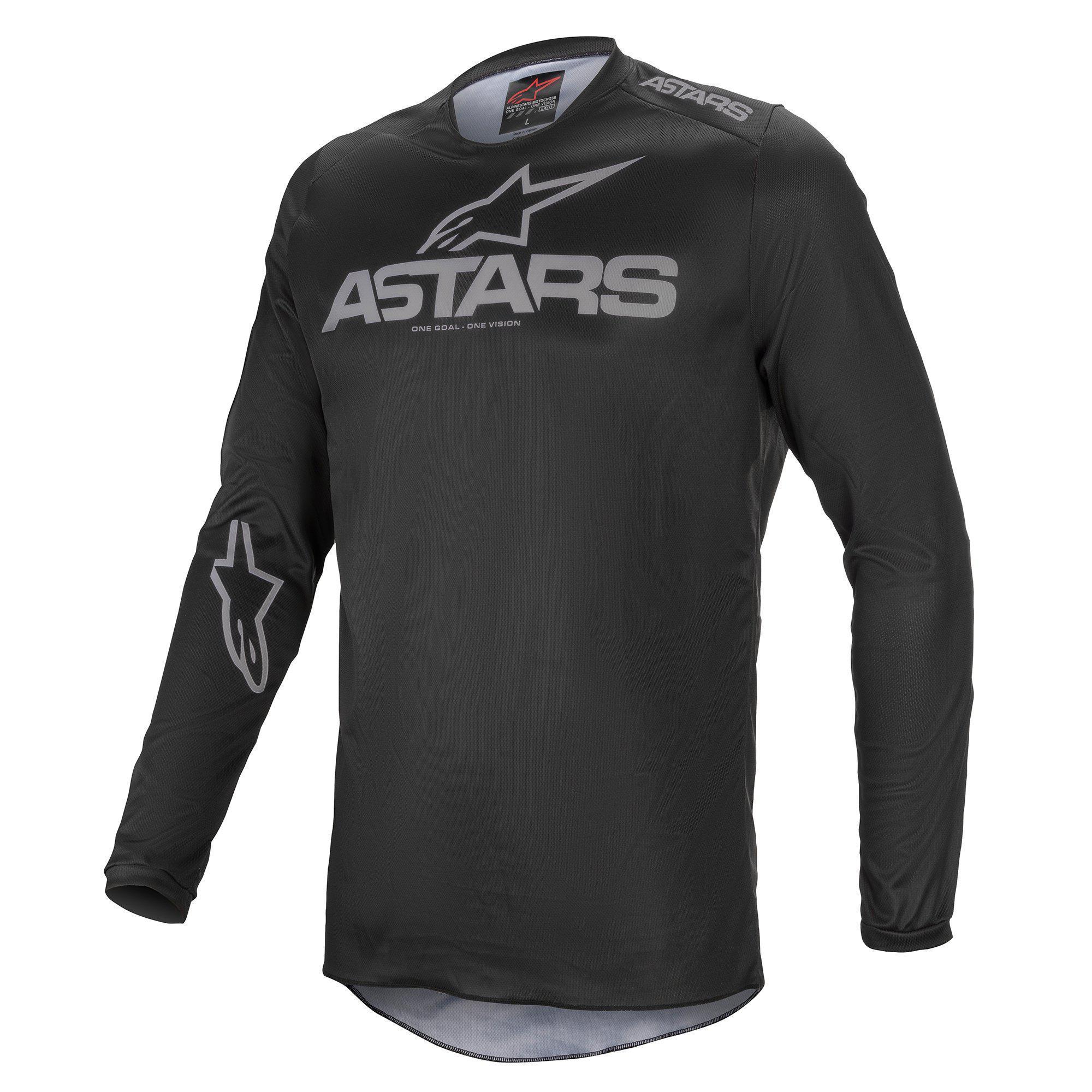 Kit Calça + Camisa Alpinestars Fluid Graphite