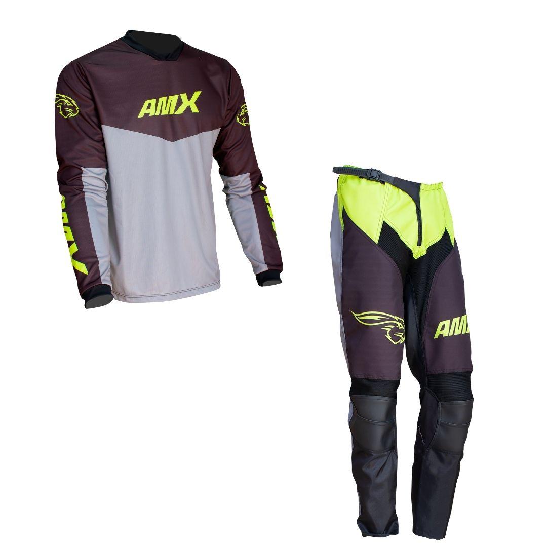 Kit Calça + Camisa AMX Prime Cross