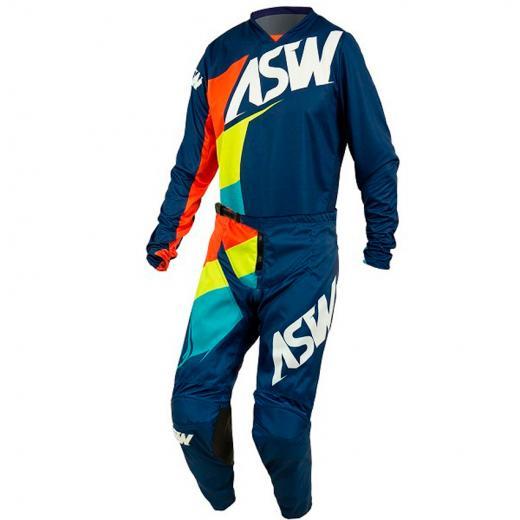 Kit Calça + Camisa ASW Image Force Azul