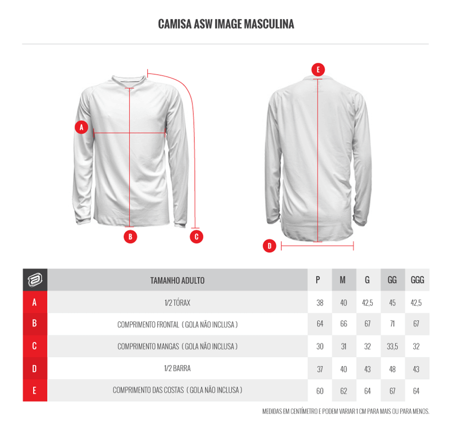 Kit Calça + Camisa ASW Image Force Preto