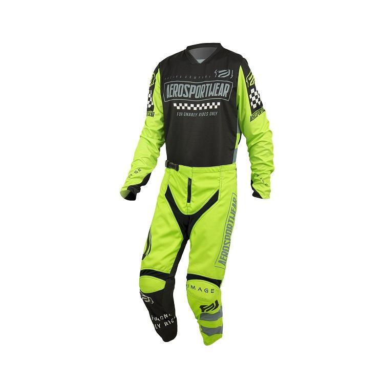 Kit Calça + Camisa ASW Image Knight Verde