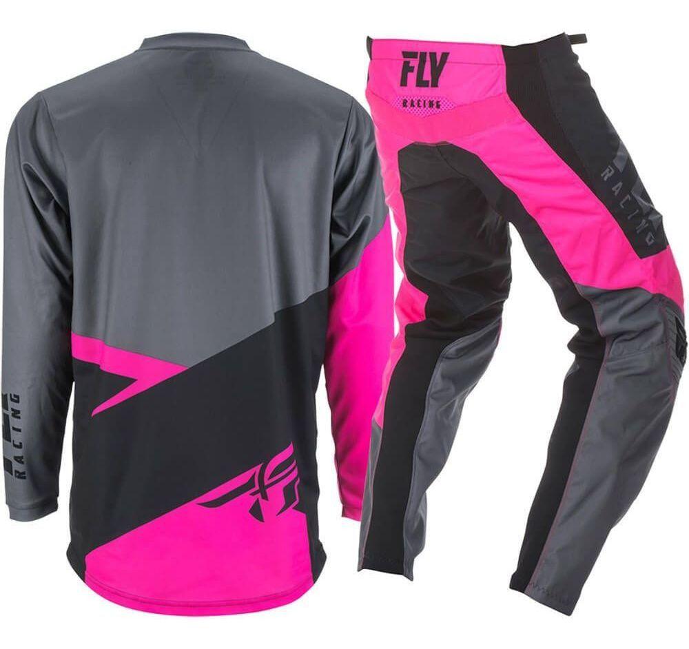 Kit Calça + Camisa FLY F-16 19