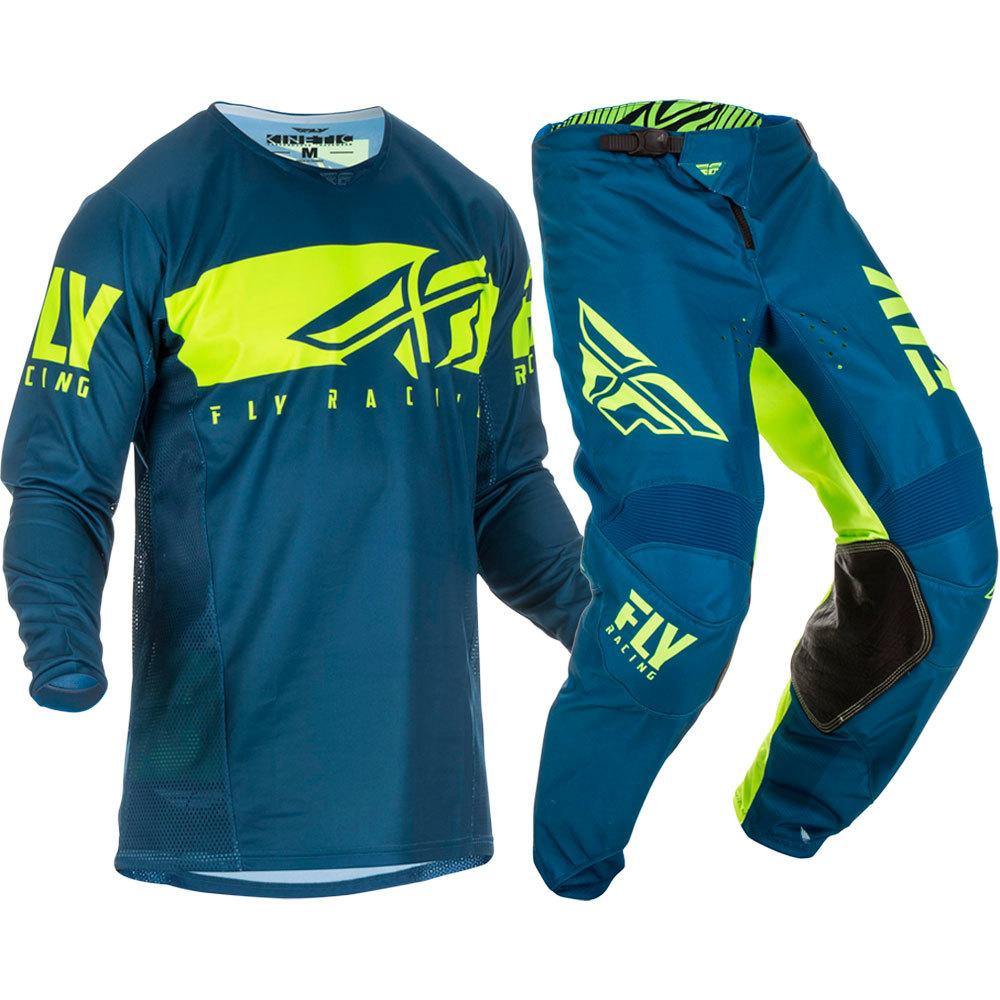 Kit Calça + Camisa FLY Kinetic Shield