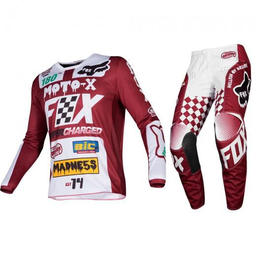 Kit Calça + Camisa FOX 180 CZAR
