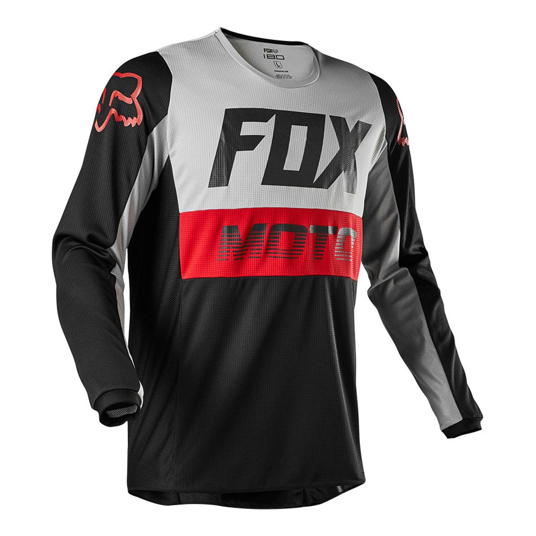Kit Calça + Camisa FOX 180 FYCE Cinza