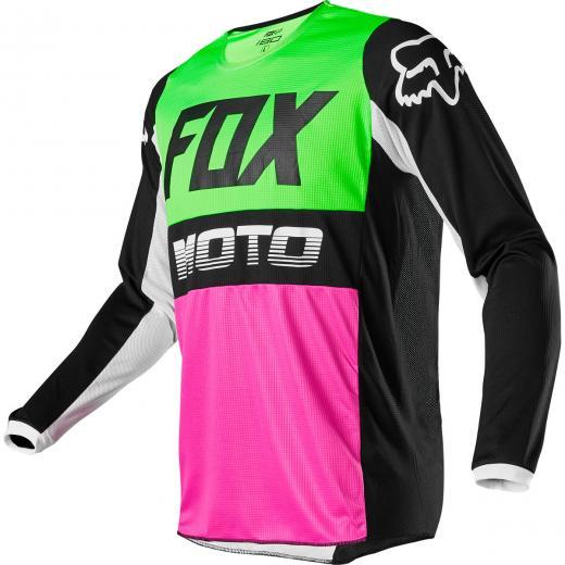 Kit Calça + Camisa FOX 180 FYCE Verde
