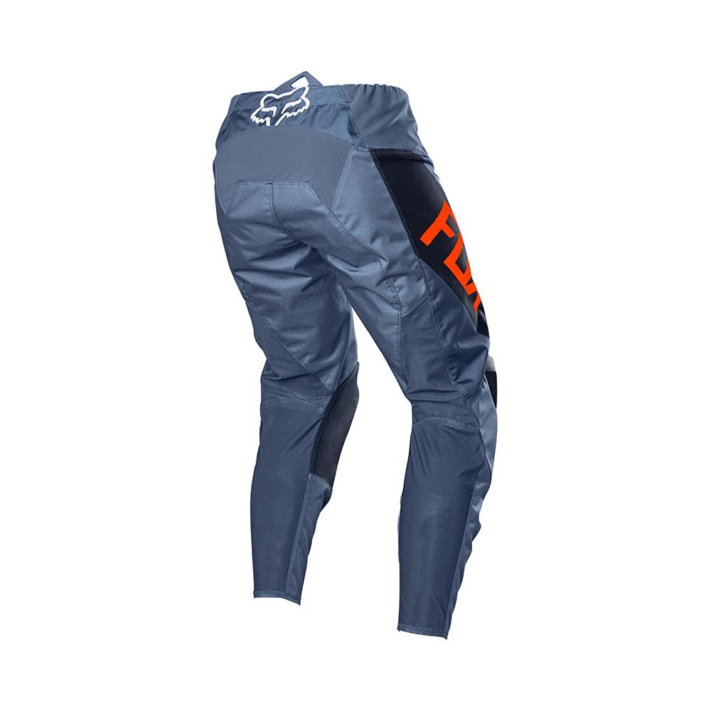 Kit Calça + Camisa FOX 180 Revn 2021 Azul / Laranja