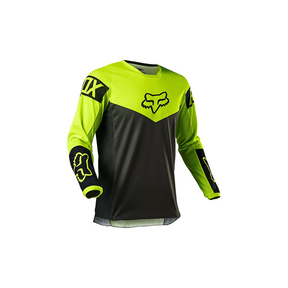 Kit Calça + Camisa FOX 180 Revn 2021 Fluor
