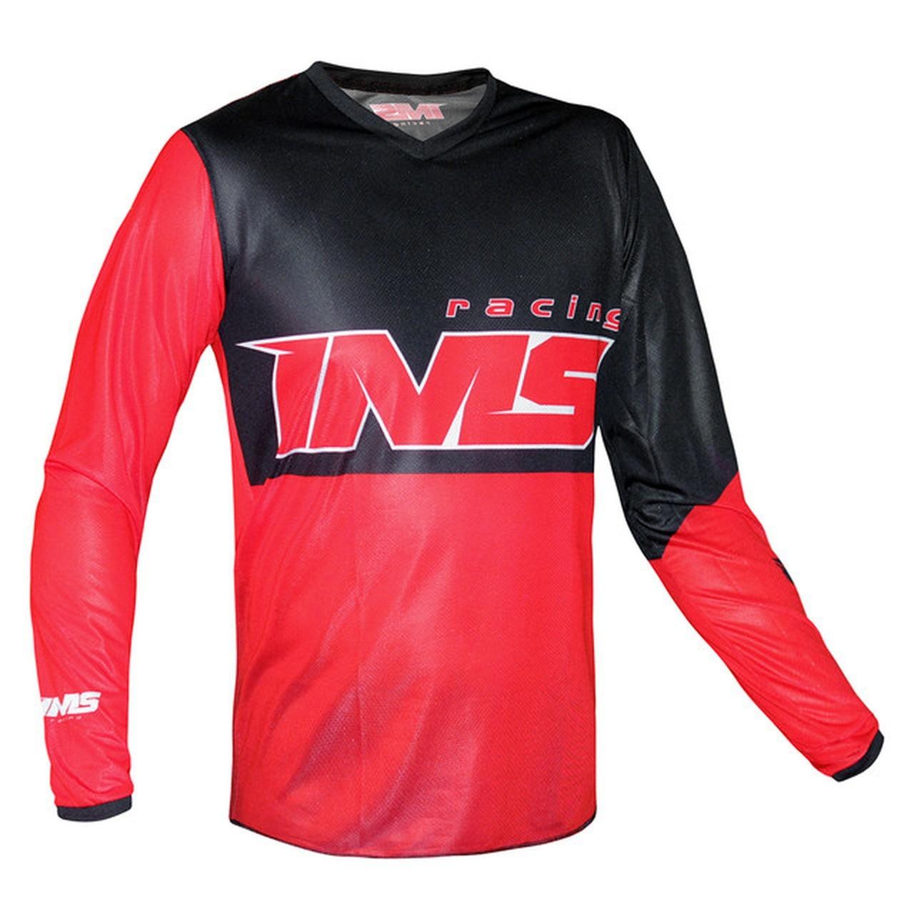 Kit Calça + Camisa IMS Army - Vermelho