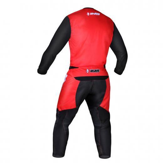 Kit Calça + Camisa IMS MX Vermelho