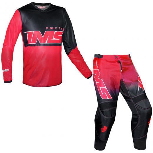 Kit Calça + Camisa Infantil IMS Army
