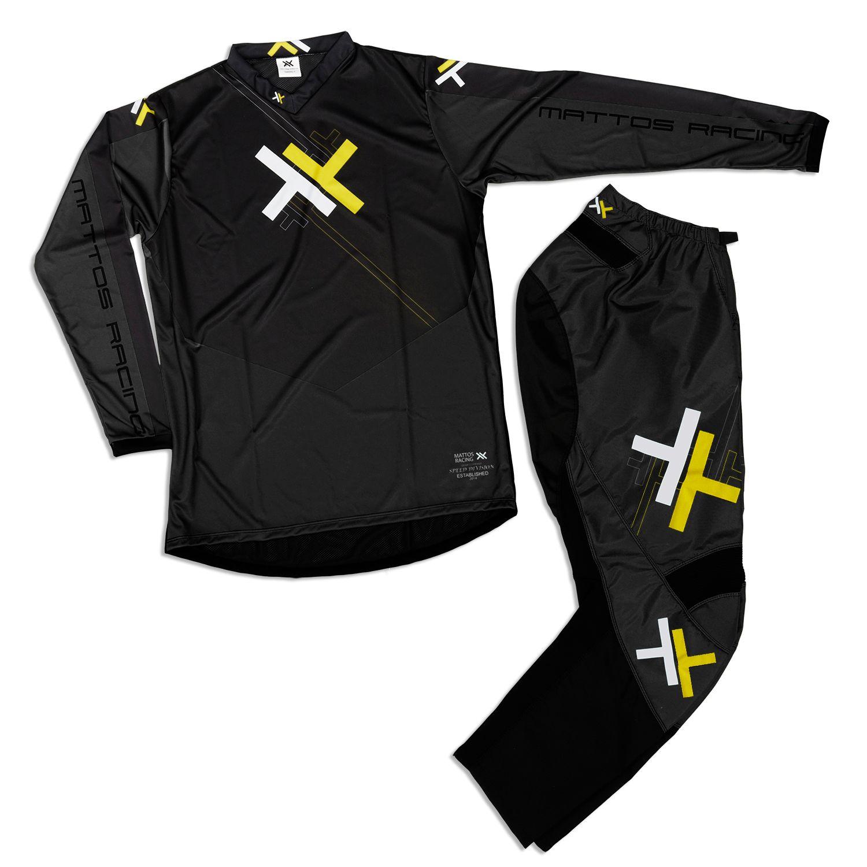 Kit Calça + Camisa Mattos Racing Atomic