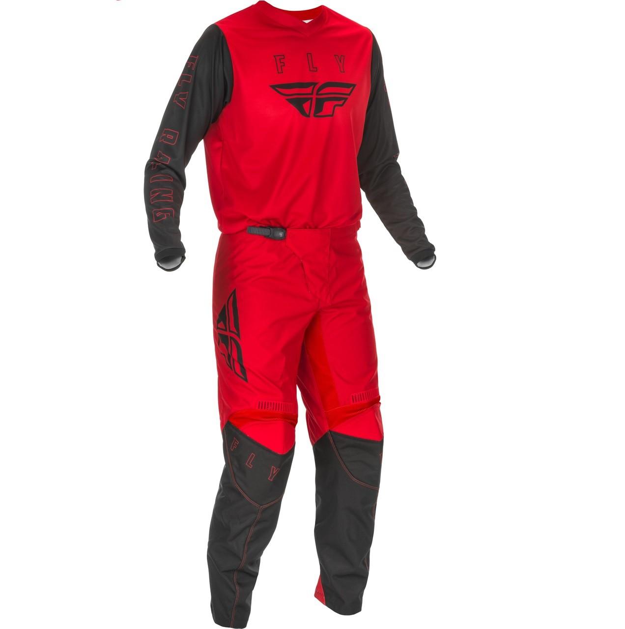 Kit Calça + Camisa Motocross Fly F-16 2021