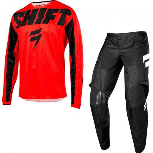 Kit Calça + Camisa Shift White York