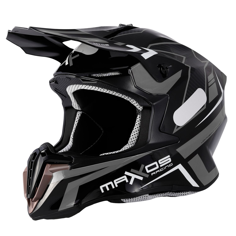 Kit Completo Mattos Racing  Trilha Motocross Cinza