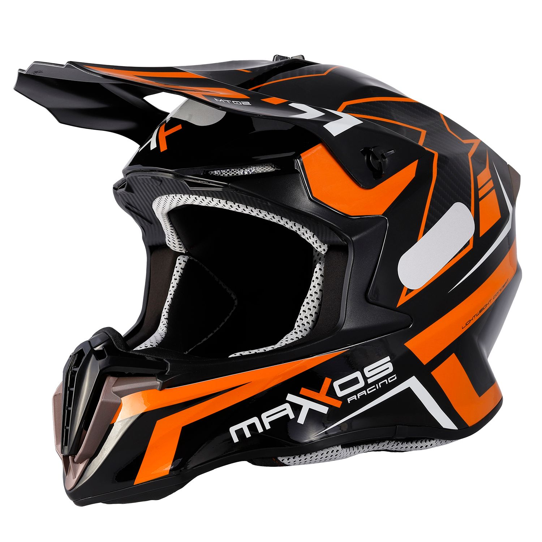 Kit Completo Mattos Racing  Trilha Motocross Laranja