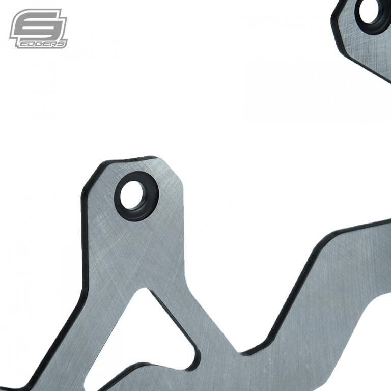 Kit Disco de Freio Dianteiro + Traseiro Edgers KTM