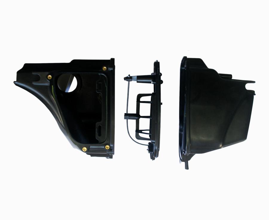 Kit Filtro de Ar Biker sem Espuma - Tornado