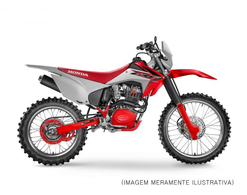 Kit I Protetores CRF 230 Anker - Cinza