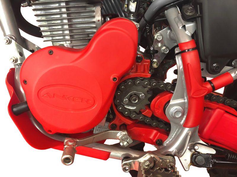 Kit I Protetores CRF 230 Anker - Vermelho