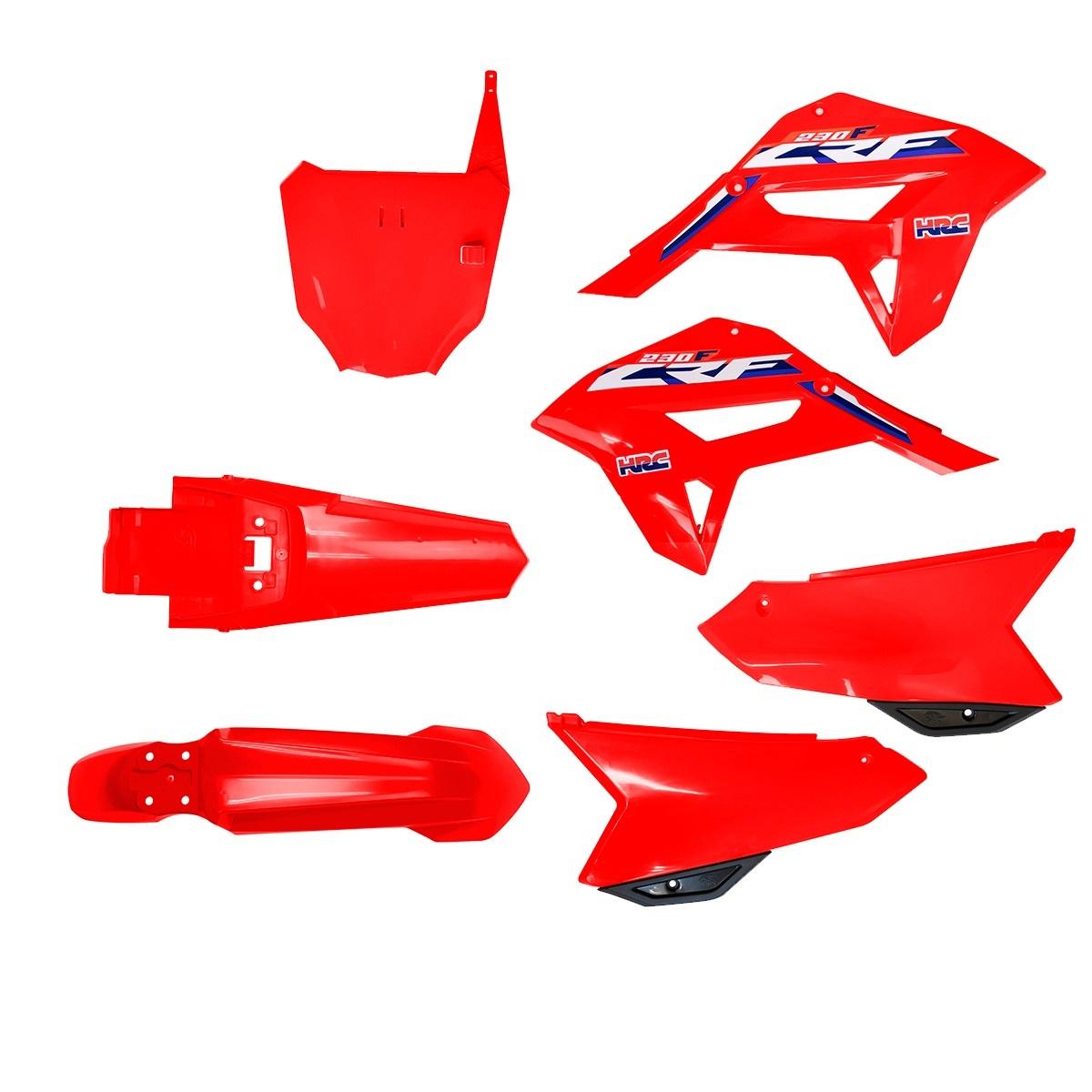 Kit Plástico AMX CRF 230 F21