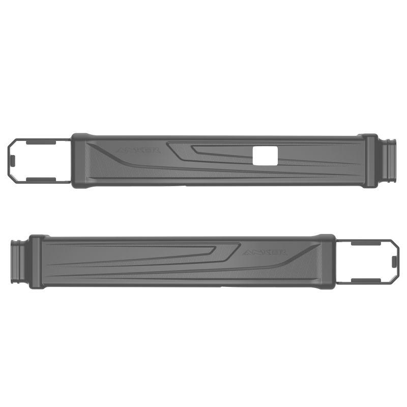 Kit Protetores Anker CRF230 Motor + Bengala + Balança + Quadro Cinza