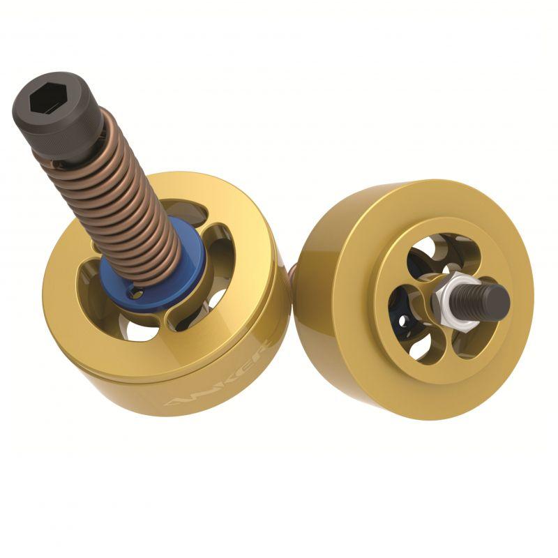 Kit Suspensão Diant C/ Emulador Molas Regulador Pré Carga CRF 230