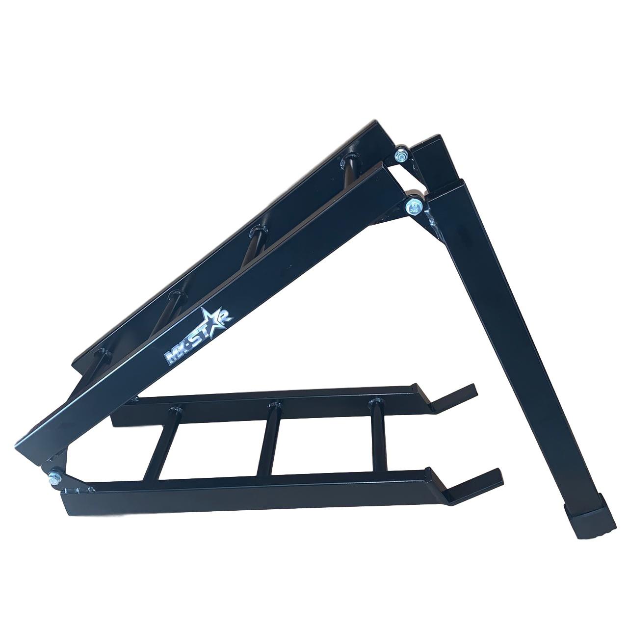 Kit Transporte Moto - Rampa + Esticador