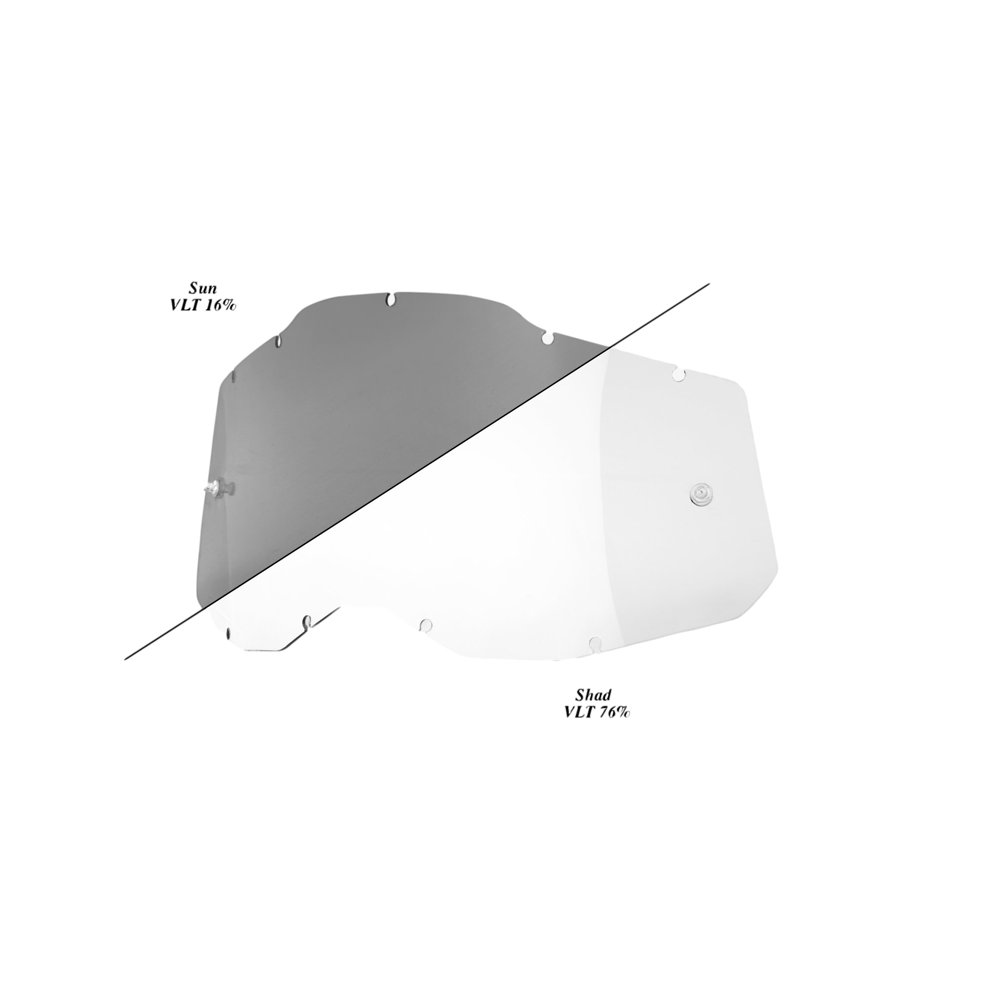 Lente 100% Fotocromática Geração 2