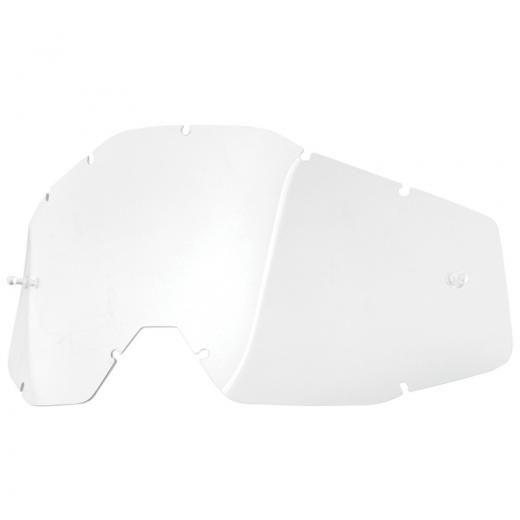 Lente Mattos Racing para Óculos 100% - Transparente