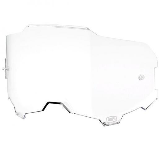 Lente Óculos 100% ARMEGA Transparente